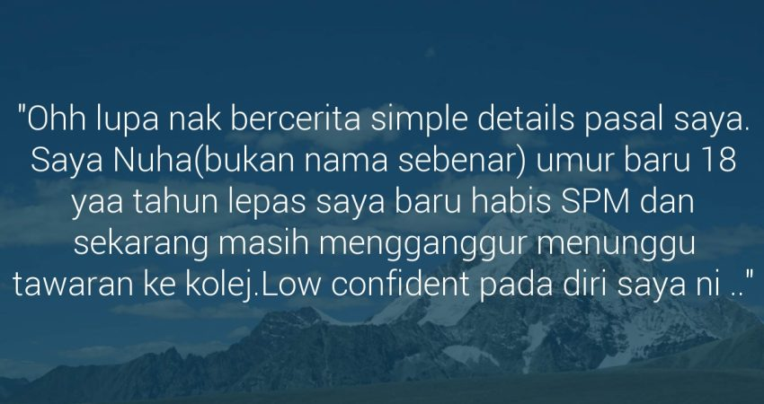 Low Confident