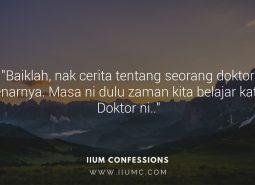 Penampar Buat Doktor