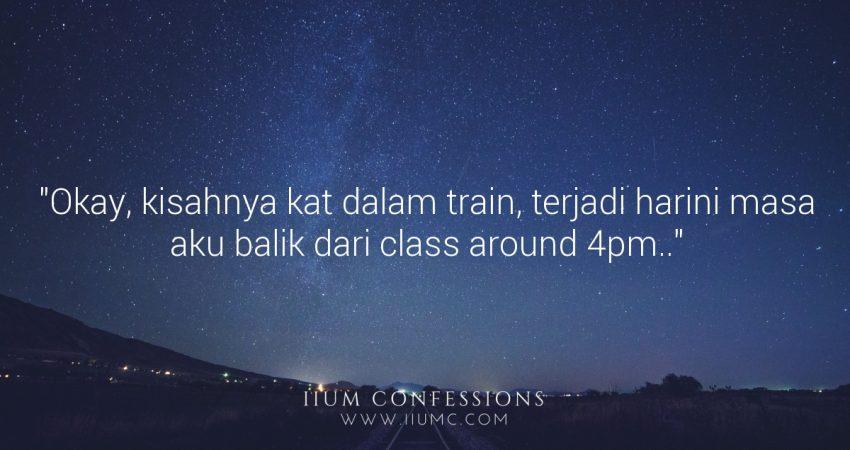 Kisah Dalam Train