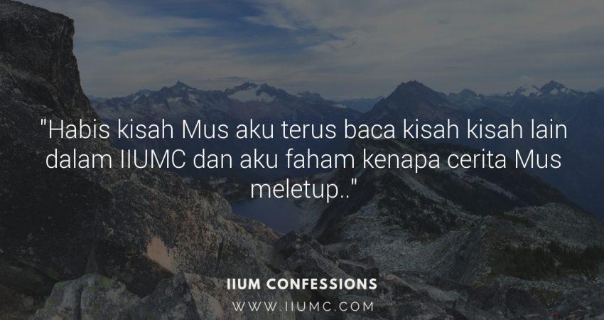 Pembongkaran Confession Mus