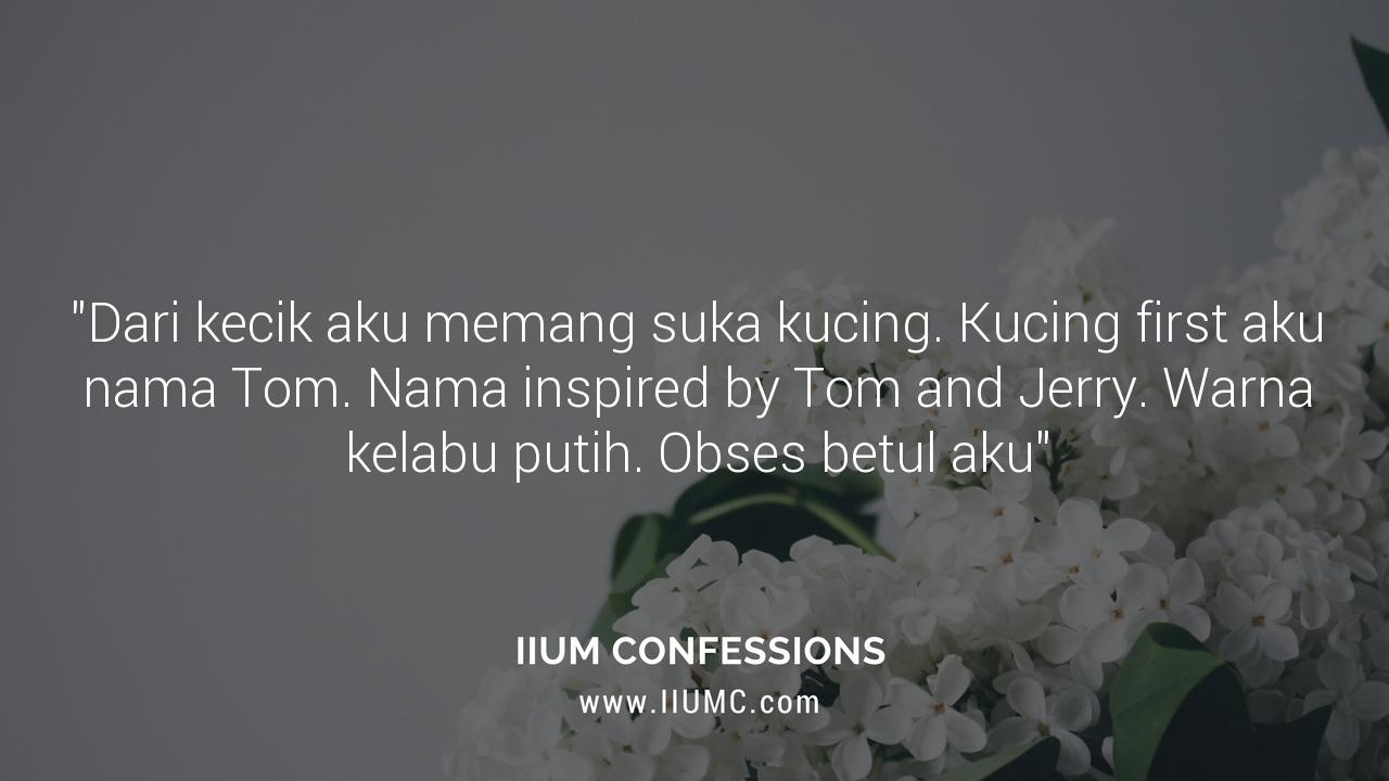 Kenangan Zaman Kanak Kanak Iium Confessions