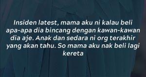 Ibu Yang Sangat Degil